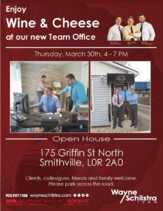 Business After 5 - Wayne Schilstra Team Re/Max @ Wayne Schilstra's Office | Smithville | Ontario | Canada